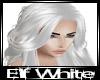 Elf White hair