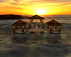 sunset beache room