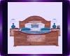 Logcabin Bed