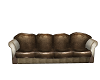 Creme Scruffy Couch