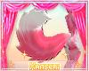 *! Pink Fox Tail 3