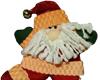 Whimsical Santa