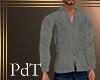 PdT Gray Chamois Shirt M