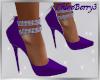 Scarlett Heels Purple