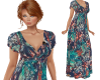 TF* Floral Romance Gown