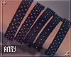 [Anry] Ohana R Bracelets