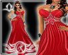 Red Gown XXXL
