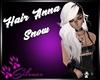 Hair Anna Snow