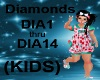 (KIDS) Diamonds Song