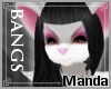 .MJ. Mousey Wowsey Bangs