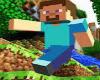 Steve running avi!