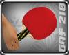 Ping Pong Paddle Unisex