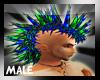[GEL] BlueGreen Hawk *M*