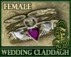 WeddingCladdagh Amethist