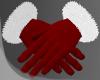 .Christmas. gloves