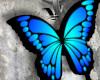 💀 Butterfly earrings
