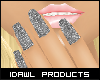 ▴ Diamond Nails