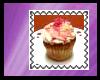M! Cupcake 9 Stamp