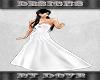 :D: White Bridal Gown CK