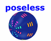 beach ball poseless