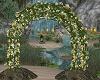 HAWAIIN WEDDING ARCH