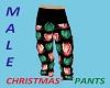 Christmas (M) Pants