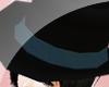 .t. Dark teal hat~