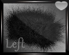 Black Wrist Fur ~L