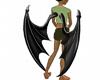 Black Demon Wings m/f