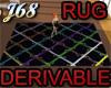 J68 Derivable Rug