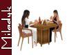MLK Ani Wood Table