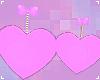 . fuzzy purp heart