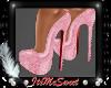 Summer Bride Heels  Pink