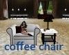 goatriatic coffee chair