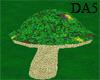 (A) Sunny Green Mushroom