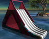 Boho Floating Slide