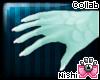 [Nish] Sea Paws Hands