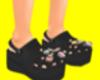 Balenciaga Crocs: Black