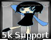[A] 5k Support Sticker