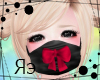 R| Cute Mask + Bow