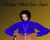 TPA Pledge shirt