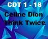 Celine Dion Think Twice