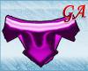 GA F Purple Armor Bottom