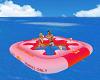 Island Beach Chat Float