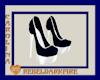 (CR) WH DrkBlu 2T Heels