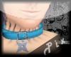 [Pix]Cyan Ninja Collar M