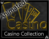 VA Gold Casino Sign