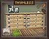 MOSS Wide Dresser