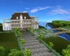 S&S INC Country Mansion