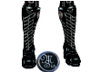 (MSIs)Skull chain boots